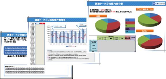 競合データ・分析